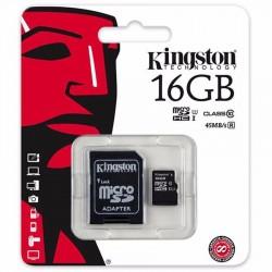 MEMORIA MICROSD 16GB...