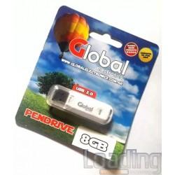 PEN DRIVE GLOBAL 8GB 2.0